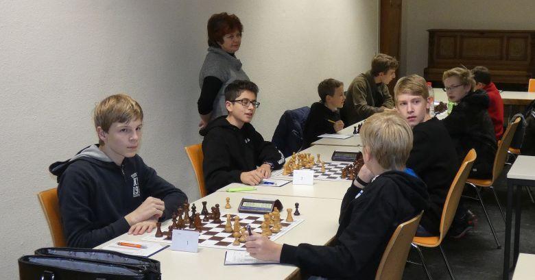 Jugendlandesklasse Süd2018/19 ESV – ESV 2