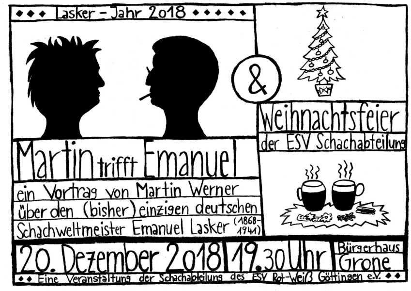Einladung Vortrag Martin Werner
