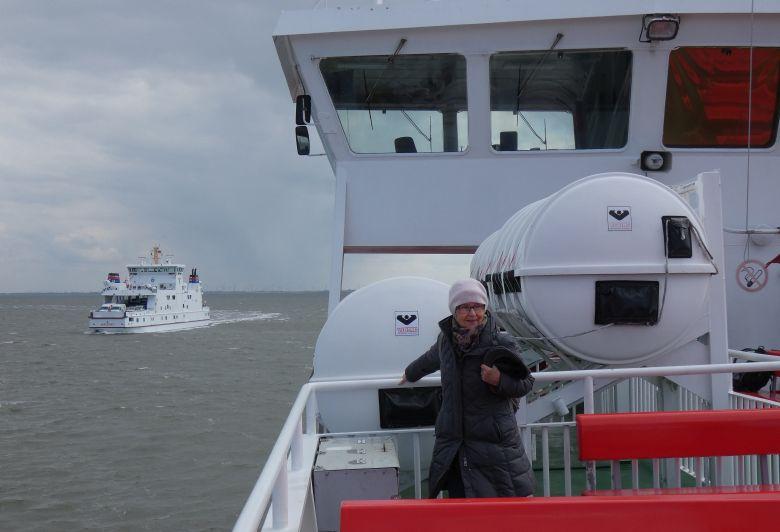 Fähre nach Norderney