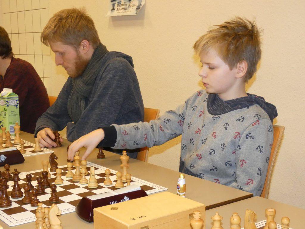Samuel Hilgerdenaar (links) und Moritz Gronemeyer