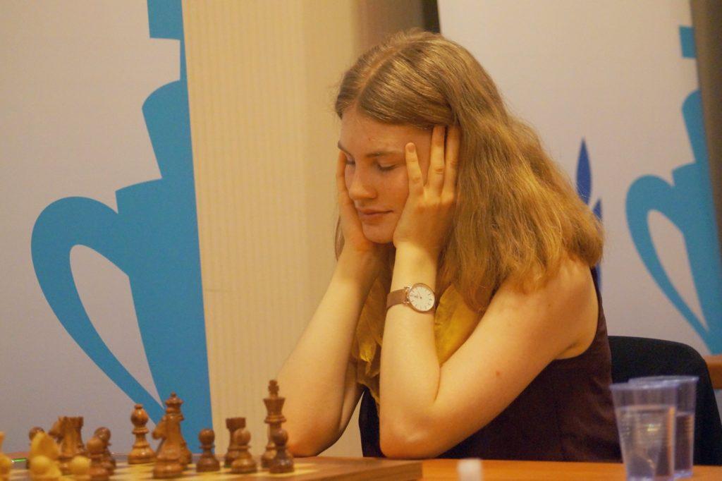 Fiona Sieber German Masters 4. Runde