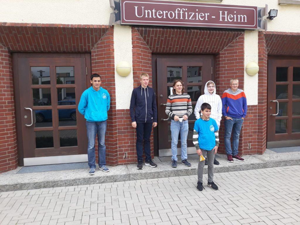 Jugendliga 2019/20 in Lingen